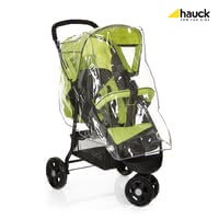 Hauck 防雨罩 -  * No matter if it's rainy, stormy or snowy outside – with the Hauck Rain Cover your little one is well-protected whatever the weather!