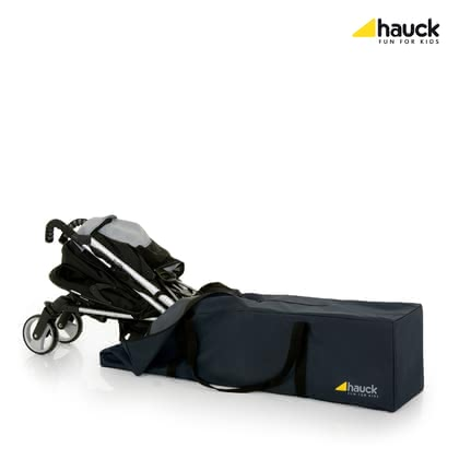 "Hauck 輕便推車收納袋 Bag Me -  * No matter if you fancy land, air or sea travel, the Hauck Buggy Bag ""Bag Me"" is the ideal companion that keeps your buggy safe and protected wherever you go."