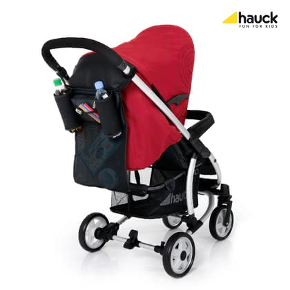 "Hauck 推車置物袋 Store Me -  * The Hauck Stroller Organiser ""Store Me"" is an ideal companion that helps you keep all the important travel essentials needed when being out and about with your little one easy to reach."