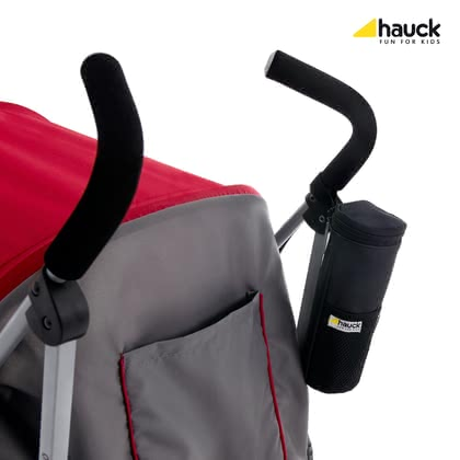 "Hauck 保溫袋 Refresh Me -  * The perfect companion for on the go: Due to its double insulation the Hauck Insulating Bottle Bag ""Refresh Me"" keeps the contents of baby's bottle cool or warm for a longer time – even in extreme temperatures."
