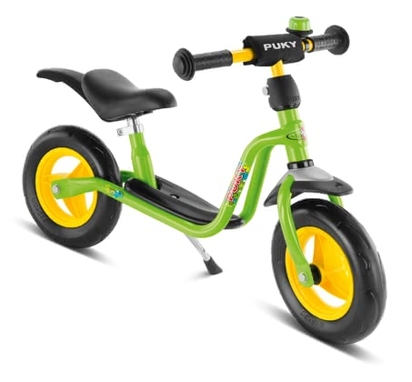 PUKY  學步車LRM Plus -  * The smallest and most popular balance bike LRM Plus by Puky comes with an amazing new design. Three additional features supply your little one with more fun, comfort and protection.