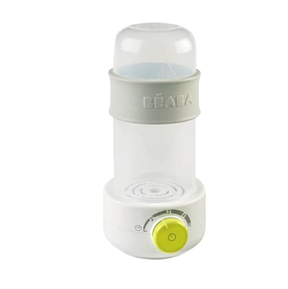 Béaba 多功能保溫器 -  * The Béaba Multi-Functional Warmer is a compact and space-saving item for heating up and sterilising baby's bottles.