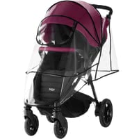 Britax Römer 兒童推車B-Motion 4 Plus 專用雨罩 -  * The Britax Römer rain cover for the stroller B-Motion 4 Plus protects your little one from rain, snow and wind.
