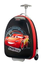 Samsonite 汽車總動員3 拉桿包 -  * Let the next holiday season begin with Samsonite's trolley Cars 3. This super cool suitcase is going to be the perfect companion for every little Disney fan.