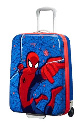 Samsonite 蜘蛛人拉桿包 -  * Let the next holiday season begin with Samsonite's trolley Spider-Man. This super cool suitcase is going to be the perfect companion for all little heroes.