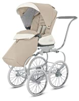 "Inglesina 經典系列兒童推車  ""Blue Label"" 推車座椅 -  * With the stroller seat matching the Inglesina Classica and Vittoria you can easily extend and prolong the feeling of uniqueness and exclusiveness."