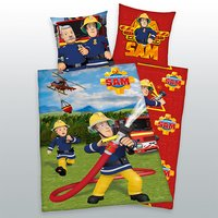 Herding 消防員 Sam 床上用品 -  * With Herding's bedding Fireman Sam your little one's exciting adventures will continue in his bed.
