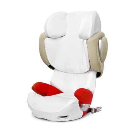 Cybex 兒童座椅Solution Q3-fix 夏季椅套 -  * The Cybex Summer Cover, suitable for the Car Seat Solution Q3-fix, is the perfect accessory for hot summer days and prevents your little one from sweating.