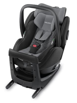 Recaro 兒童安全座椅Zero.1 Elite i-Size Carbon Black 2020 - 大圖像
