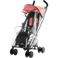Britax Römer 輕便推車Holiday 2 專用雨罩 -  * The Britax Römer Rain Cover for the buggy Holiday 2 provides optimum protection for your child when you are out and about on a cold and rainy day.