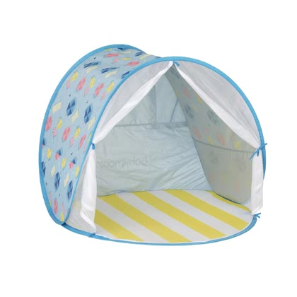 Babymoov 防曬帳逢 -  * This amazing anti-UV tent that pitches itself creates a shady spot which is perfect for playing and relaxing.