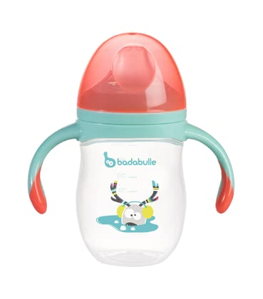 Badabulle 學飲杯 -  * The Badabulle trainer cup helps your child to learn how to drink independently from a cup.