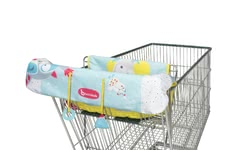 Badabulle 購物車保護坐墊 -  * Hygiene and cleanliness are important factors in everyday family life – Badabulle's shopping trolley protection protects your child from germs and bacteria while sitting in the trolley seat.