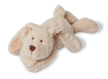 Grünspecht 油菜花籽發熱動物玩偶 -  * Treat your little one with a cuddly friend that soothes and warms him at the same time. The Warming Cuddly Bear by Grünspecht is not only a fellow to play with but also a soothing toy for your child's little aches and pains.