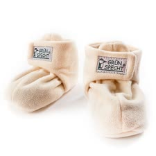 Grünspecht油菜花籽發熱嬰兒鞋 -  * Sleeping with cold feet is far away from being cosy. That is why Grünspecht has designed the warming baby shoes filled with rapeseed that keep the feet of your little one comfortably warm.