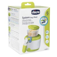 Chicco嬰兒輔食保溫保鮮盒套裝 6+ -  * Chicco's Easy Meal System makes everyday life with a tiny human a lot easier. Right from breastfeeding time to the weaning period, this entire system provides you with great possibilities to store formula, snacks and the like.