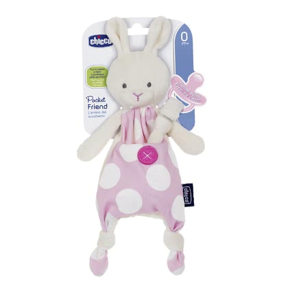 Chicco 奶嘴保存袋Pocket Friend -  * From now on, your little one's soother is always easy to reach and stays clean wherever you go. The soother holder Pocket Friend will be your child's new best friend.