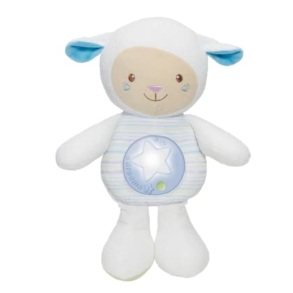 Chicco 小羊造型睡眠安撫玩具 -  * This cute little sheep will be your little one's best friend. Suitable for snuggling, falling asleep with or simply playing – this lullaby sheep comes with many great features that will delight your child immediately.