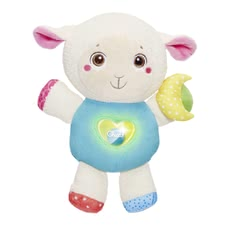Chicco First Love 小羊Lilly睡眠安撫玩偶 - * Chicco's First Love Little Lamb Lilly is a special cuddly toy that enchants the nursery into a magical atmosphere when it's time to go to bed.