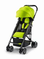 Recaro 輕便推車Easylife Elite -  * Recaro's new Easylife Elite buggy comes with many splendid features that turn this flexible companion into a trendy premium buggy.