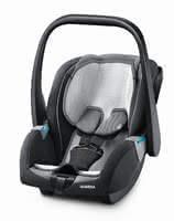 Recaro 嬰兒提籃Air Mesh 椅套墊 -  * Feeling cosy and comfortable on the go is super easy! Recaro's Air Mesh Cover is the perfect addition to your infant car seat carrier.