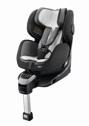 Recaro 兒童安全座椅Zero.1與Optia系列Air Mesh椅套墊 - Feeling cosy and comfortable on the go is super easy! Recaro's Air Mesh Cover is the perfect addition to your infant car seat carrier.