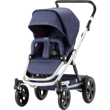 Britax Römer 兩用兒童推車 GO BIG 2 -  * The trendy off-road pram Britax Römer GO BIG is the ideal companion that makes your life a little easier: Suitable for any weather condition and on all terrain the robust and lightweight Britax Römer GO BIG offers maximum manoeuvrability.