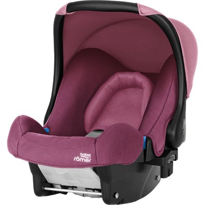 Britax Römer 嬰兒提籃 Baby Safe -  * The Baby Safe stands out as one of the lightest infant car seat of Britax Römer's range. The light shell combines ultimate comfort with super smart safety features.