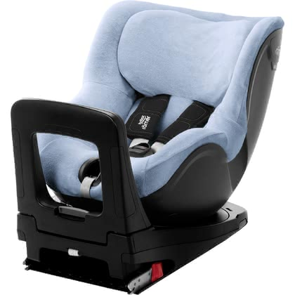 Britax Römer Summer Cover for Swingfix/Dualfix (M)  i-Size -  * The Römer summer cover can easily be pulled over the regular cover and prevents your little one from breaking a sweat too quickly.