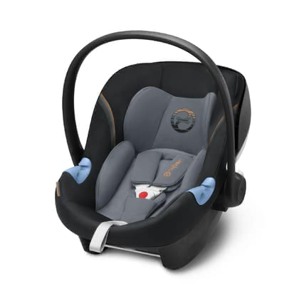 Cybex賽百斯Aton M i-Size 嬰兒提籃 -  * Cybex' infant car seat carrier Aton M i-Size conforms to the i-Size norm. When combined with the Base M, it also conforms to the new trans-European regulation for child car seats. This infant car seat carrier is equipped with all new safety technologies that contribute to safe traveling with your child.