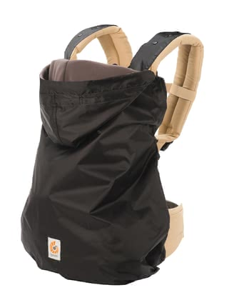 Ergobaby 2合1式 嬰兒背帶冬季保護套 - Being out and about in the fresh air no matter the weather?