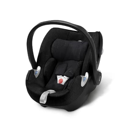 Cybex賽百斯鉑霆系列Aton Q i-Size Plus 嬰兒提籃 -  * Safety and comfort combined on the highest level! The Cybex Infant Car Seat Carrier Aton Q i-Size Plus carries your little one safely in a rear facing mode. Due to its removable seat insert it is particularly suitable for smaller babies and provides them with an ideal flat recline angle throughout the first months.