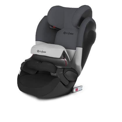 Cybex 賽百斯 Pallas M-fix SL兒童安全座椅 Grey Rabbit-dark grey - 大圖像