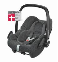 "Maxi-Cosi 邁可適Rock嬰兒提籃 -  * The infant car seat ""Rock"" which conforms to the latest safety standards is Maxi-Cosi's second i-Size infant car seat on the market. It is suitable for children with a size of 45 to 75 cm."