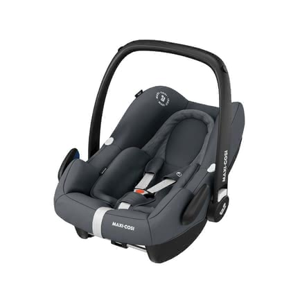 "Maxi-Cosi 嬰兒提籃 Rock i-Size -  * The infant car seat ""Rock"" which conforms to the latest safety standards is Maxi-Cosi's second i-Size infant car seat on the market. It is suitable for children with a size of 45 to 75 cm."