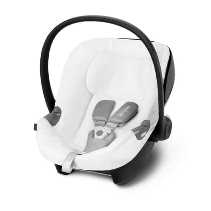 Cybex Summer Cover for Infant Car Seat Aton M -  * Cybex' summer cover is perfect for hot summer days. It is suitable for the Cybex Infant Car Seat Aton M and prevents your child from breaking a sweat.