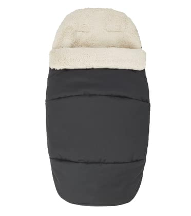 Maxi-Cosi邁可適二合一腳袋 -  * Give your little one a real treat by offering him the highest comfort. The cuddly footmuff protects your little from birth up to approx. 3,5 years of age from cold, wind and rain. Both body and legs of your child stay warm while being out and about – no matter the weather.