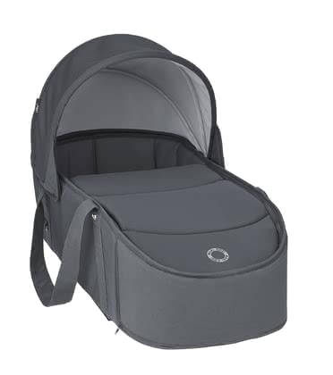 Maxi-Cosi 邁可適 Laika推車配件柔軟便攜式睡籃 -  * Maxi-Cosi's soft carrycot is a comfortably padded and super spacious place for your little one to cuddle up. It stands out as the perfect companion for every parent who wants to use the buggy Lakia right from birth.