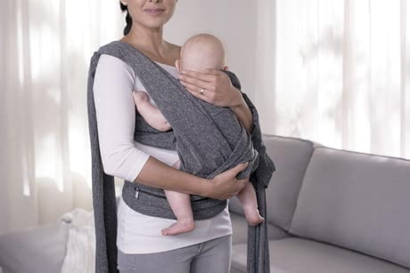 Boppy ComfyFit 嬰兒背帶 -  * The Boppy ComfyFit Baby Carrier lets you keep your little one as close to you as possible while still supplying you with maximum freedom of movement for an active lifestyle.