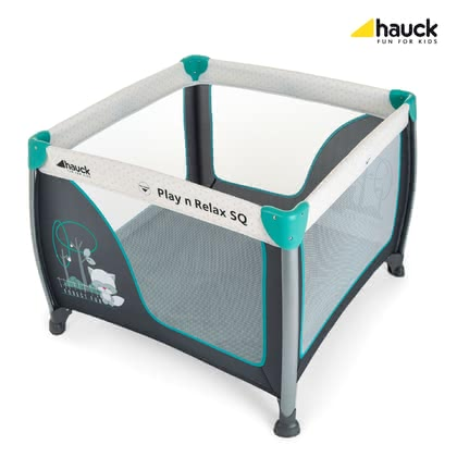 Hauck All-Rounder Play and Relax SQ -  * The Play'n Relax by Hauck is an indispensable all-rounder that helps you master everyday life with a baby.