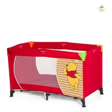 Disney Baby Travel Cot Dream'n Play, Winnie the Pooh -  * The adorable Dream'n Play travel cot Winnie the Pooh will make your little one feel super safe and comfortable while being away from home.