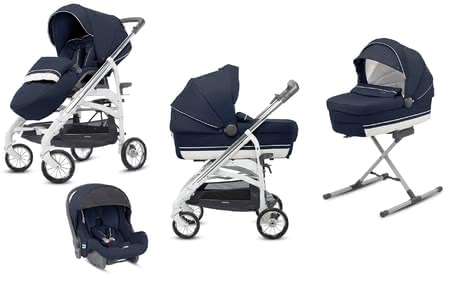 Inglesina 英吉利那Otutto Deluxe System傲特奢華兒童推車系統 -  * The Inglesina Trilogy Plus Otutto Deluxe System is an absolute must-have set which accompanies you and your little sunshine from birth up to toddlerhood.