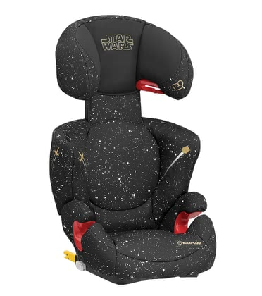 Maxi-Cosi Child Car Seat Rodi XP Fix Star Wars Limited Edition -  * May the force be with you... wherever you go with you child in this adorable limited edition of Maxi-Cosi's Rodi XP FIX child car seat!