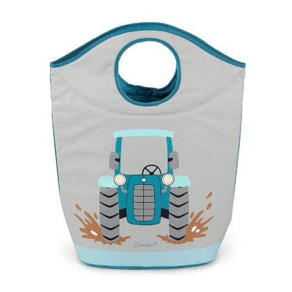 Sterntaler Laundry Collector -  * Sterntaler's practical and cute laundry collector helps you keep your little one's nursery tidy in a playful and fun way.
