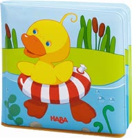Haba童書 洗澡專用 - Haba's colourful bath books add some diversion to your little one's bathing fun in the bath tub or swimming pool.