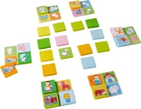 Haba木質玩具 農場圖案 -  * Haba's sturdy bingo game features child-appropriate and farm-related motifs that will melt every child's heart immediately.