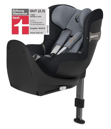 Cybex賽百斯兒童安全座椅Sirona S i-Size Reborder -  * The Cybex reboard child safety seat Sirona S i-Size combines 360° comfort for you and outstanding safety features for your little passenger.