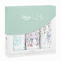 aden+anais 迪士尼 口水巾 平紋細棉布 3個裝 -  * A colourful treat for the eyes! The musy burp cloths by the American manufacturer aden+anais are now available in various trendy Disney designs.