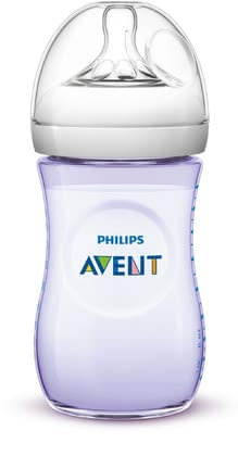 飛利浦AVENT Philips Naturnah奶瓶柔和色彩設計 -  * The AVENT Philips Natural Baby Bottle in subtle pastel colours adds some more oomph to your baby bottle equipment.