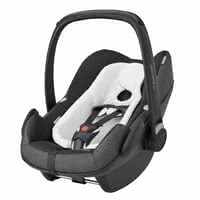Maxi-Cosi邁可適Pebble Plus奢華運動Rachel Zoe系列 - * Maxi-Cosi's Pebble Plus is an i-Size norm (R129) certified infant car seat which is suitable for children right from birth up to a size of approx. 75 cm (approx. 1 year of age).